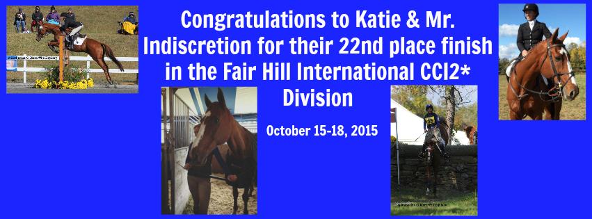 KWE Fair Hill Banner