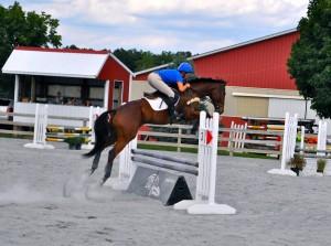 Gus Jumping